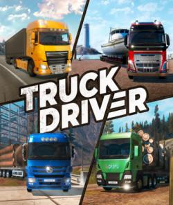 Capa de Truck Driver