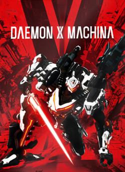 Capa de Daemon X Machina