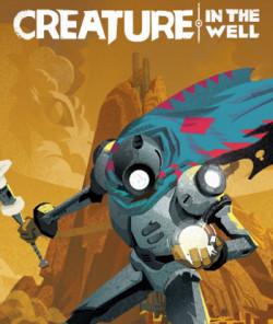 Capa de Creature in the Well