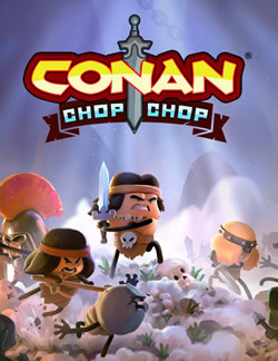 Capa de Conan Chop Chop