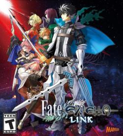 Capa de Fate/Extella Link