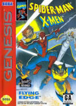 Capa de Spider-Man and the X-Men: Arcade's Revenge