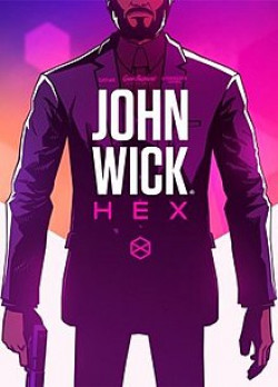 Capa de John Wick Hex