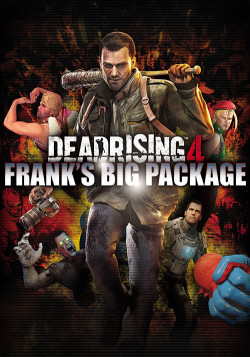 Capa de Dead Rising 4: Frank's Big Package