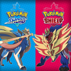 Capa de Pokémon Sword & Pokémon Shield