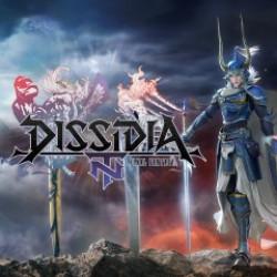 Capa de DISSIDIA® FINAL FANTASY® NT