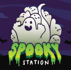 Capa de Spooky Station