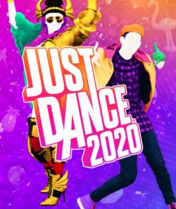Capa de Just Dance 2020