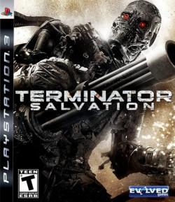 Capa de Terminator Salvation
