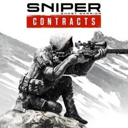 Capa de Sniper Ghost Warrior Contracts
