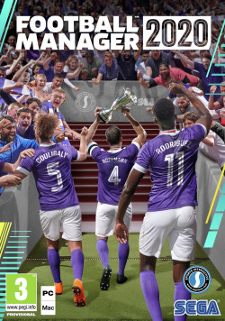 Capa de Football Manager 2020