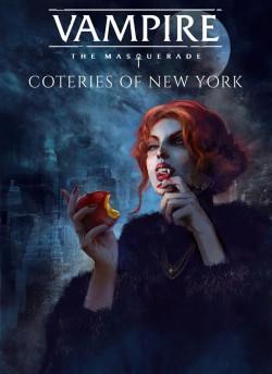 Capa de Vampire: The Masquerade - Coteries of New York