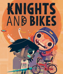 Capa de Knights and Bikes