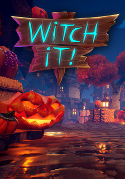 Capa de Witch It