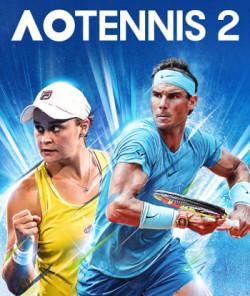 Capa de AO Tennis 2