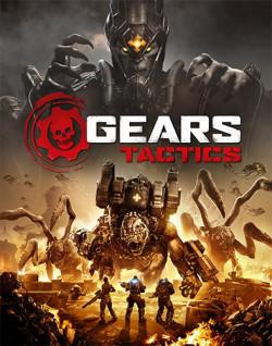 Capa de Gears Tactics