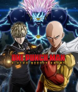 Capa de One Punch Man: A Hero Nobody Knows