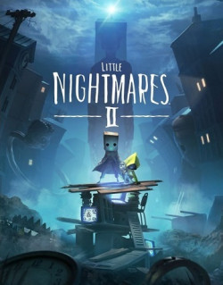 Capa de Little Nightmares II