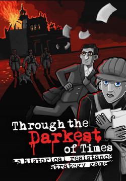 Capa de Through the Darkest of Times