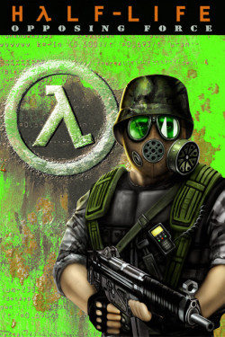 Capa de Half-Life Opposing Force