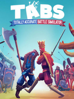 Capa de Totally Accurate Battle Simulator