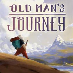 Capa de Old Man's Journey