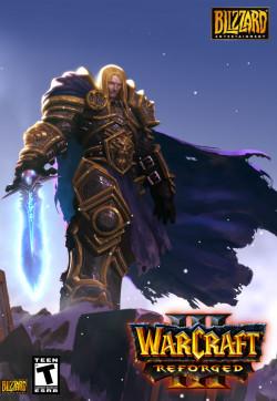 Capa de Warcraft III: Reforged