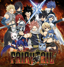 Capa de Fairy Tail