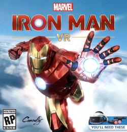 Capa de Marvel's Iron Man VR