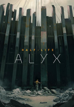 Capa de Half-Life: Alyx