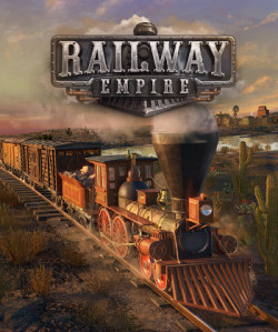 Capa de Railway Empire