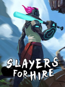 Capa de Slayers for Hire