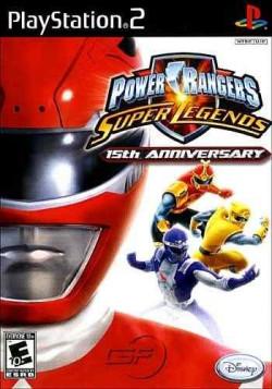 Capa de Power Rangers: Super Legends