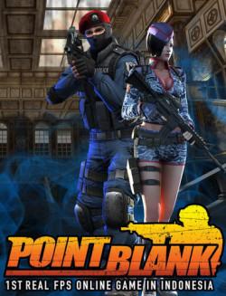 Capa de Point Blank