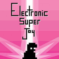 Capa de Electronic Super Joy