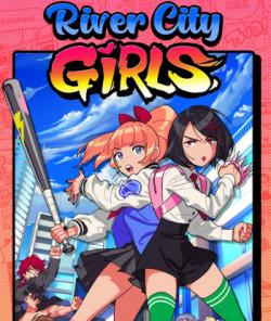 Capa de River City Girls