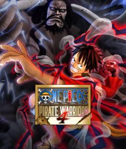 Capa de One Piece: Pirate Warriors 4