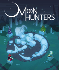 Capa de Moon Hunters