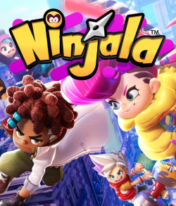 Capa de Ninjala
