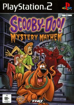 Capa de Scooby Doo: Mystery Mayhem