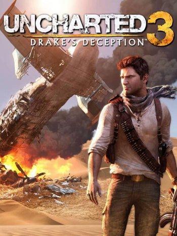 Capa de Uncharted 3: Drake's Deception