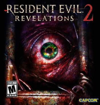 Capa de Resident Evil: Revelations 2