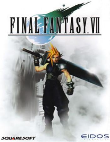 Capa de Final Fantasy VII