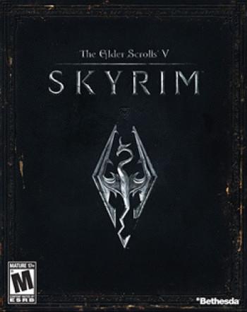 Capa de The Elder Scrolls V: Skyrim
