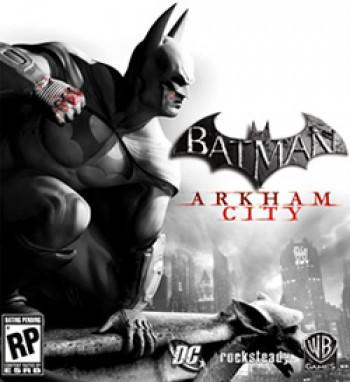 Capa de Batman: Arkham City