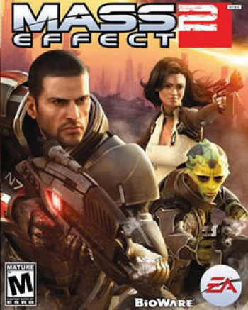 Capa de Mass Effect 2