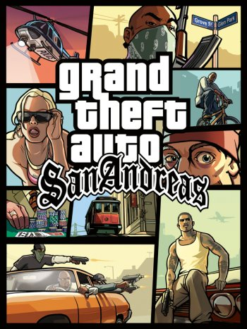 Capa de Grand Theft Auto: San Andreas