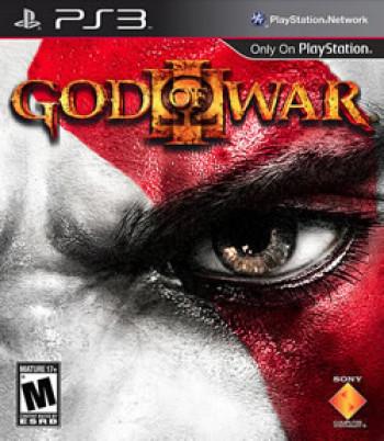 Capa de God of War III