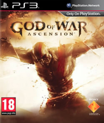 Capa de God of War: Ascension