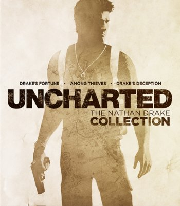 Capa de Uncharted: The Nathan Drake Collection